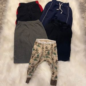 2/$25 2Boys 12-18M Pant & Short Lot 10 Pieces